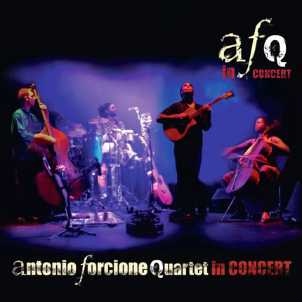 Quartet in Concert  | CD | 2007