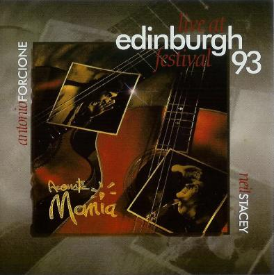 Live at the Edinburgh Festival | CD / MP3 | 1993