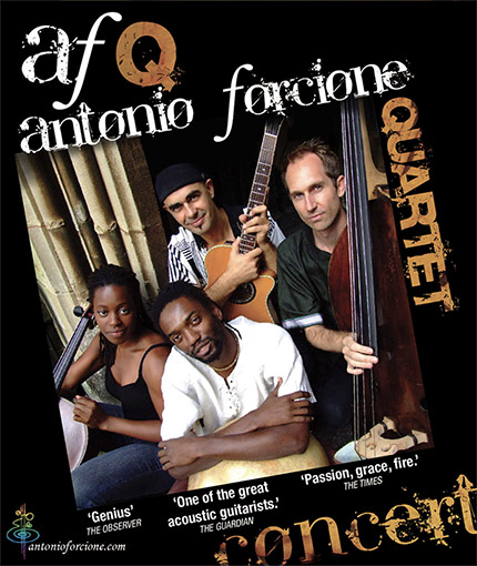 Quartet in Concert DVD | DVD | 2005