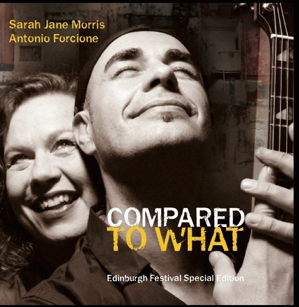The Ropetackle Arts Centre - Sarah Jane Morris & Antonio Forcione