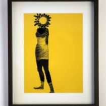Here comes the sun limited edition print - Click here to view and order this product